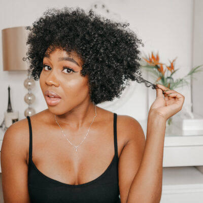 How To Build A Easy Natural Hair Routine For Beginners