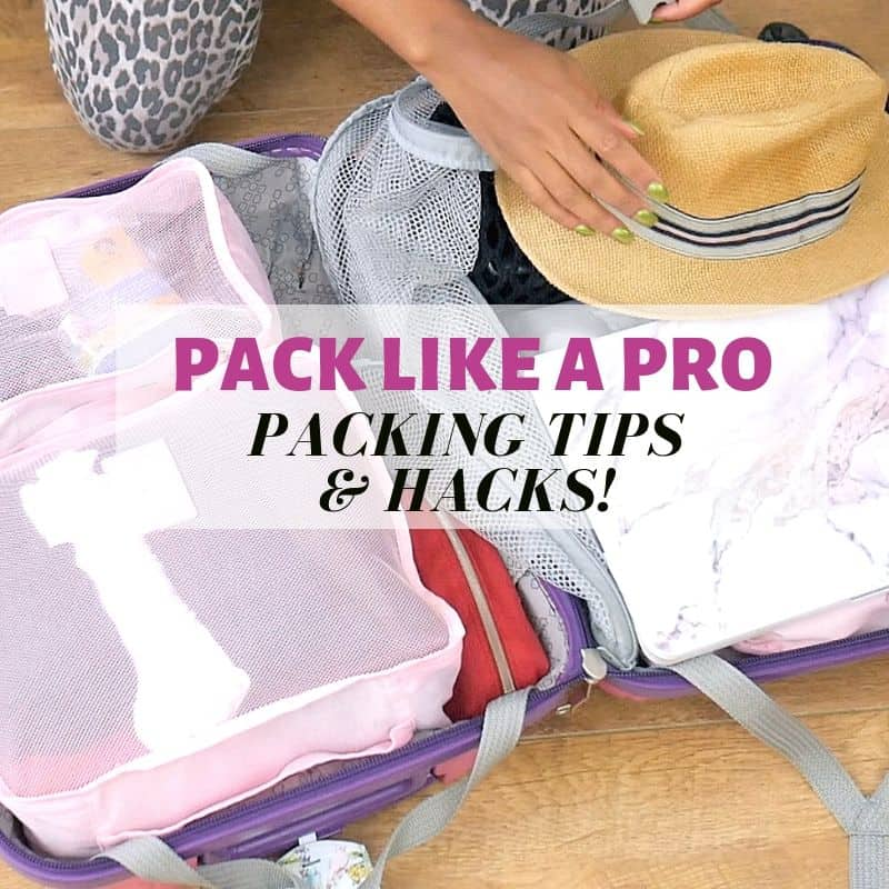 5 Travel Packing Tips for Europe!